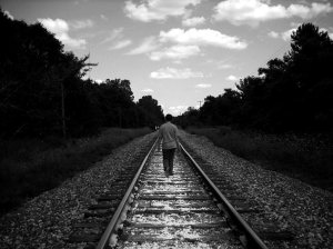 All alone in the world.  Por SubliminalFox (CC BY-ND 3.0)